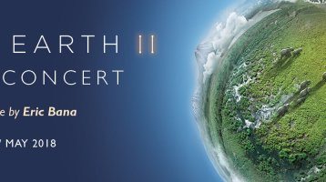 BBC Earth's Planet Earth II Live in Concert Coming to Australia