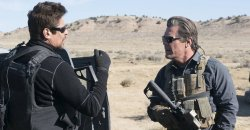 Brolin and Del Toro are back in SICARIO: Day of the Soldado