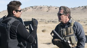 Brolin and Del Toro are back in SICARIO: Day of the Soldado