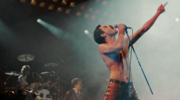 Rami Malek is Freddie Mercury in the first Bohemian Rhapsody Trailer