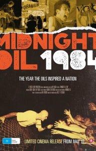 Midnight Oil: 1984 Trailer