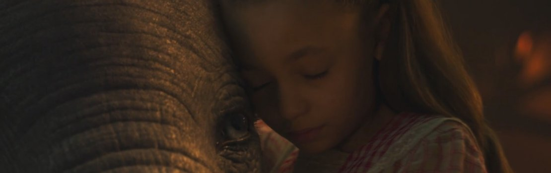 Tim Burton takes on a Disney classic – the first teaser for Dumbo