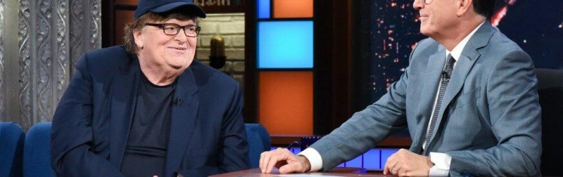 'Fahrenheit 11/9': Michael Moore Announces Anti-Trump Documentary