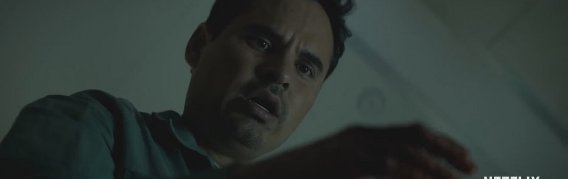 Michael Peña & Lizzy Caplan fight off Aliens in Extinction