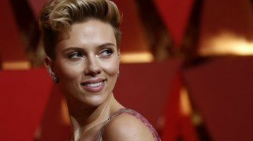 Scarlett Johansson Drops Out of Transgender Role After Public Backlash