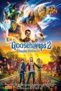 Goosebumps: Haunted Halloween Trailer