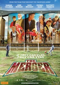 The Merger Poster