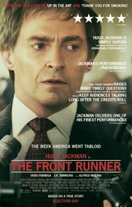 The Front Runner Trailer