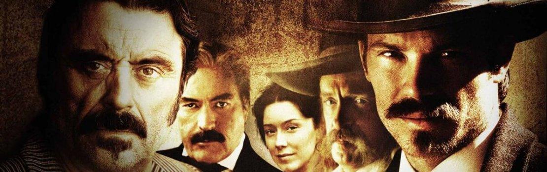 Deadwood Film in Production