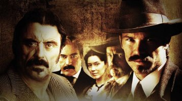 Deadwood Film in Production