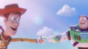 Toy Story 4 Teaser Trailer with added Reaction Video