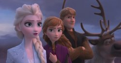 Disney has just dropped the teaser trailer for Frozen 2