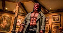 The Hellboy Red Band Trailer is here and it looks bloody fantastic!