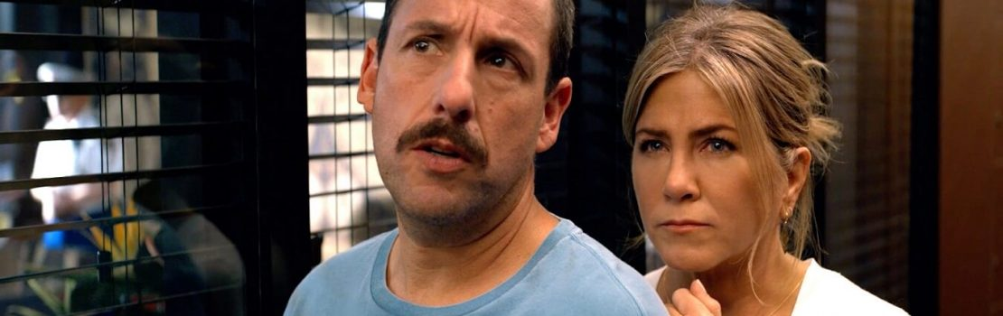 Adam Sandler and Jennifer Aniston together again in Murder Mystery