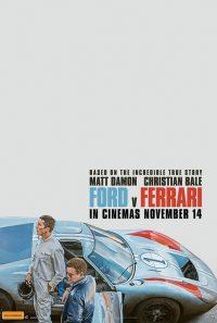 Ford v. Ferrari Trailer
