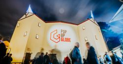 Pop Up Globe Pops Up in Perth