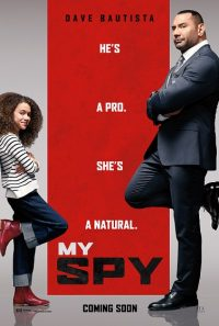 My Spy Trailer