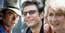 Original Stars Back in Jurassic World 3