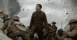 Sam Mendes war epic 1917 is one continuous shot!