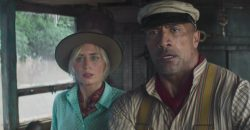 Disney's Jungle Cruise brings Emily Blunt and Dwayne Johnson together