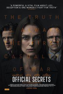Official Secrets Trailer