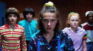 Stranger Things Day gives us all the Blooper Reels from Three Seasons!