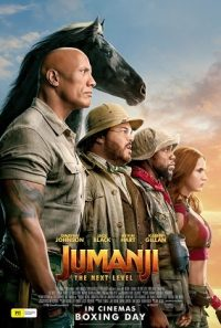 Jumanji: The Next Level Trailer