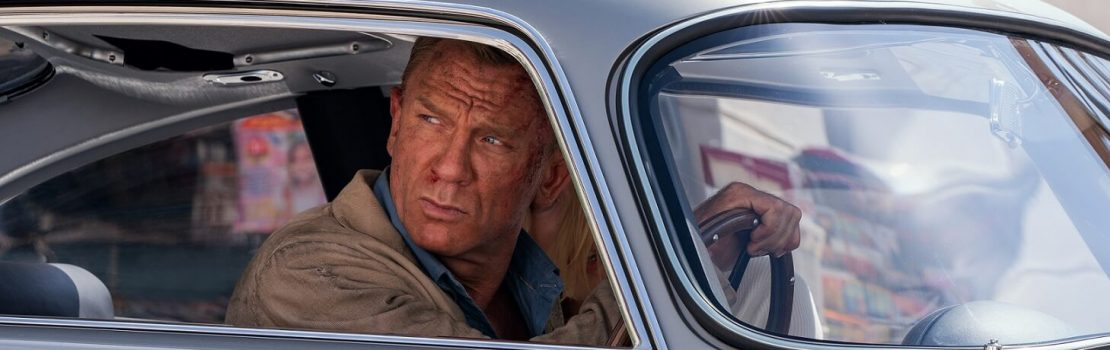 Bond 25 – No Time To Die New Trailer!