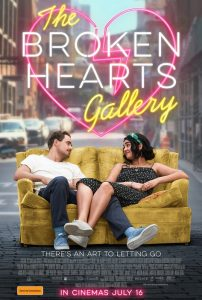 The Broken Hearts Gallery Trailer