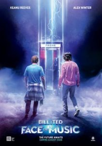 Bill & Ted Face the Music Poster