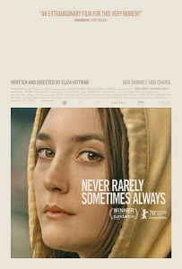 Never Rarely Sometimes Always Trailer
