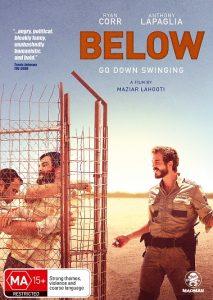 Below Trailer