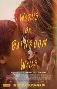 Words on Bathroom Walls Trailer