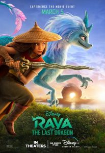 Raya and the Last Dragon Trailer