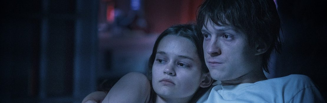Trailer Debut – Cherry with Tom Holland Directed by The Russo Brothers