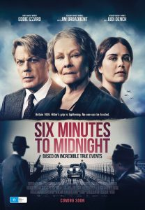 Six Minutes to Midnight Poster