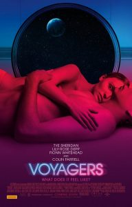 Voyagers Trailer