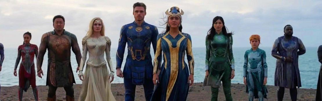 Marvel's Eternals give us a teaser!