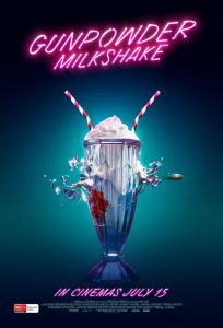 Gunpowder Milkshake Trailer