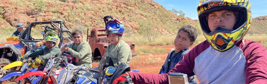 Red Dirt Riders on ABC ME and ABC iview