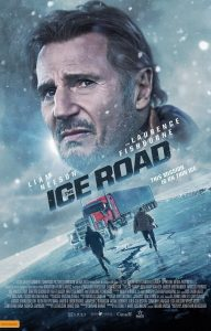 The Ice Road Trailer