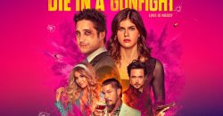 Win an in-season double pass to see Die in a Gunfight