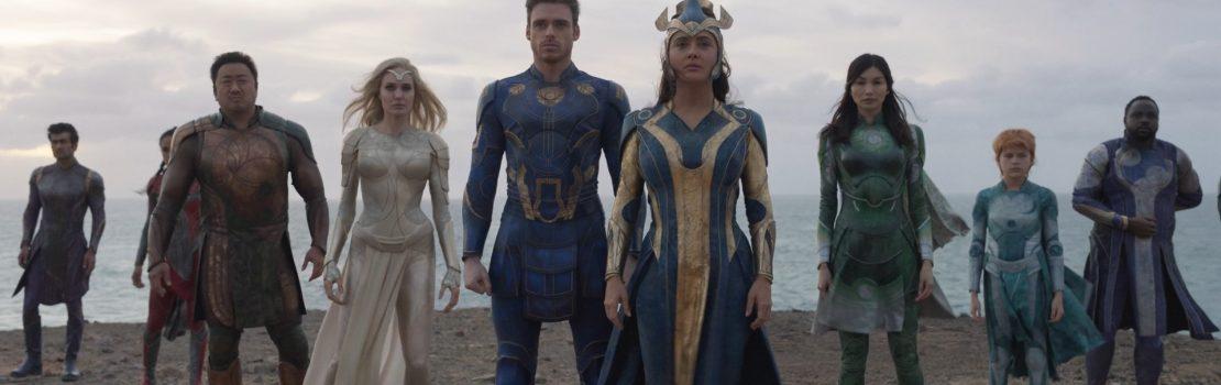 Marvel drops new Eternals trailer!
