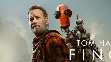 Tom Hanks, a robot and a dog in Finch for Apple TV
